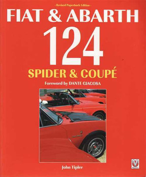 Fiat and Abarth 124 Spider and Coupe