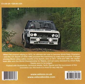 Fiat 131 Abarth (Rally Giants Series)