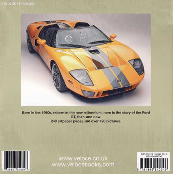 Ford GT: Then, and Now