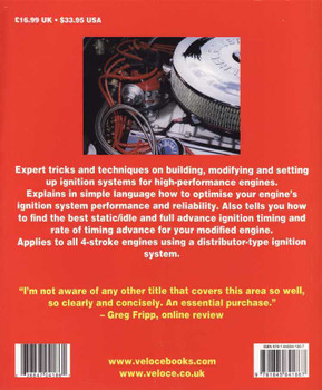 How To Build & Power Tune Distributor: Type Ignition Systems (3rd Edition)