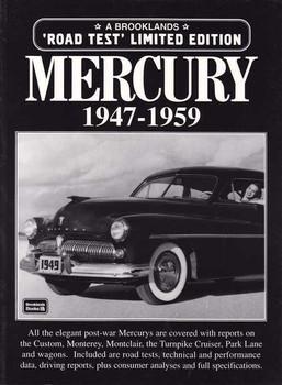 Ford Mercury 1947 - 1959