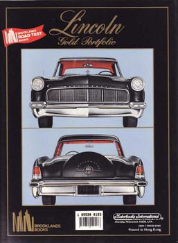 Lincoln Gold Portfolio 1949 - 1960