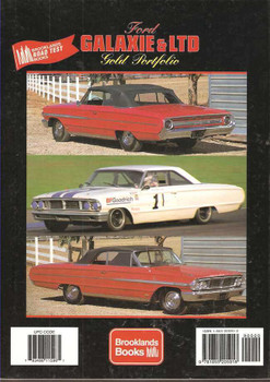 Ford Galaxie & LTD Gold Portfolio 1960 - 1976