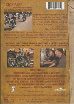 Choppertown The Sinners DVD