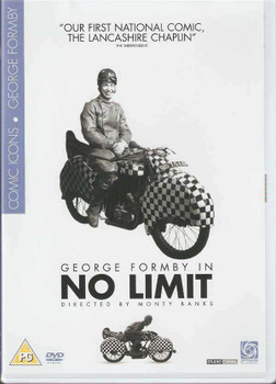 No Limit: George Formby Collection DVD