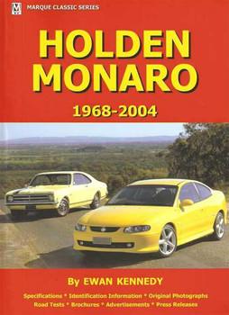 Holden Monaro 1968 - 2004
