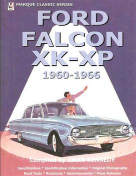 Ford Falcon XK - XP 1960 - 1966
