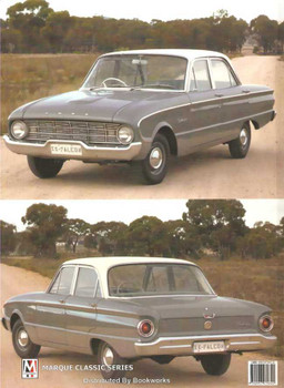 Ford Falcon XK - XP 1960 - 1966