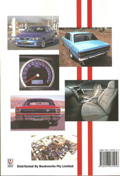 Ford Falcon: Special Chapters on Falcon GT (2nd Edition)