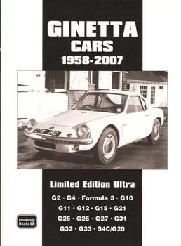 Ginetta Cars 1958 - 2007