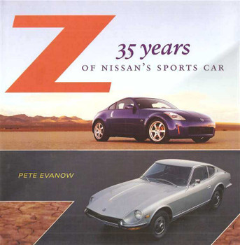 Z 35 Years of Nissan's Sports Car