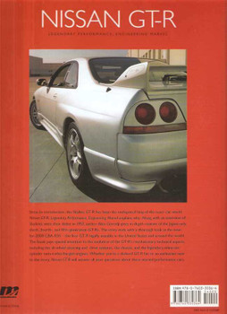 Nissan GT-R: Legendary Performance, Engineering Marvel