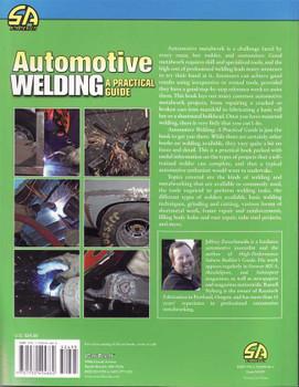 Automotive Welding: A Practical Guide