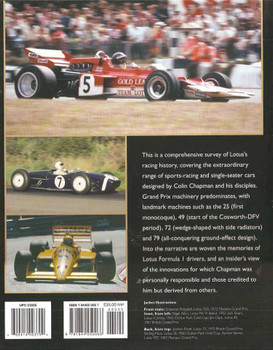 Lotus: The Competition Cars