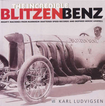 The Incredible Blitzen Benz