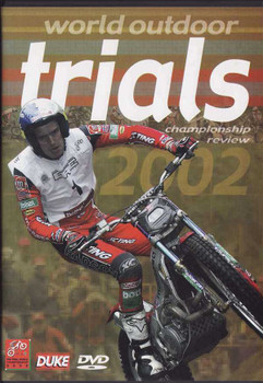 World Outdoor Trials 2002: Championship Review DVD