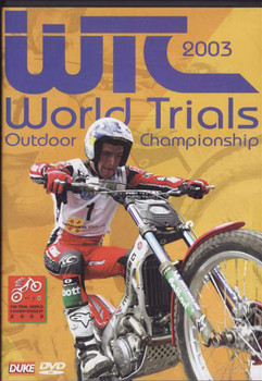 World Trials Outdoor Championship 2003 DVD