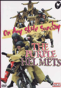 The Purple Helmets: On Any Sh*te Sunday DVD