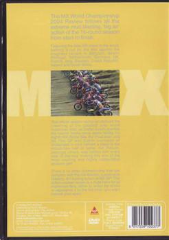 MX World Championship 2004 DVD