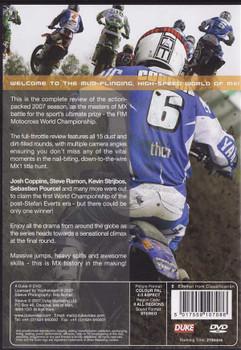MX Motocross World Championship 2007 DVD