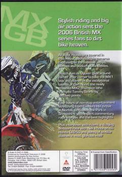 British Motocross 2006 Championship DVD