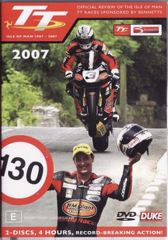 Isle of Man TT Official Review 2007 (2 DVD Set)