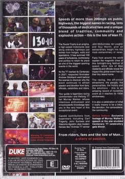 TT Centenary Celebration: A Story of Passion DVD