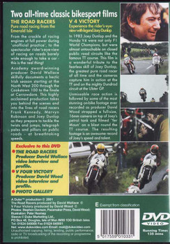 The Road Racers And V Four Victory DVD