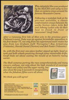 Isle of Man TT 1950 (featuring The Senior Race) DVD