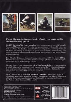 Thruxton Marathon And Two Wheel Trio DVD