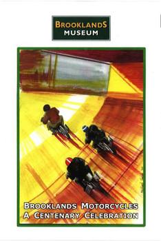 Brooklands Motorcycles A Centenary Celebration DVD