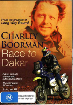 Race To Dakar: The Complete TV Series (2 DVD Set)