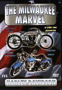 The Milwaukee Marvel Harley-Davidson DVD