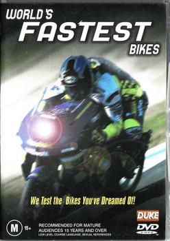 Wolrd's Fastest Bikes DVD