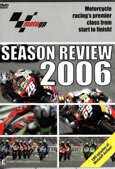 MotoGP Season Review 2006 DVD