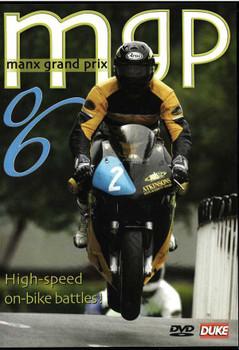 MGP Manx Grand Prix 2006 DVD