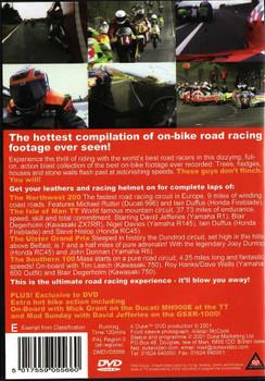 On-Bike Road Race Experience DVD