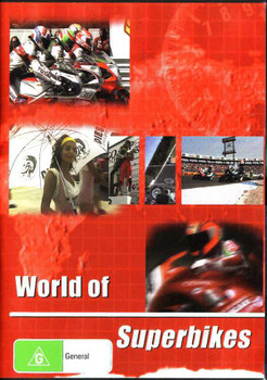 World of Superbikes DVD