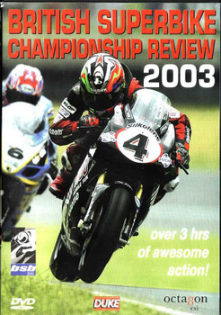 British Superbike 2003: Championship Review DVD