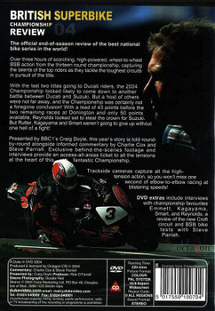 British Superbike 2004: Championship Review DVD