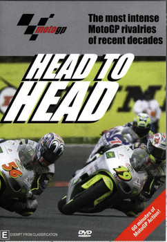 MotoGP: Head To Head DVD