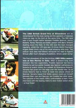 Bike Grand Prix 1983: British And San Marino Bike Grand Prix 1983 DVD