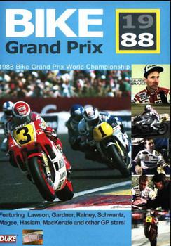 Bike Grand Prix 1988: World Championship DVD