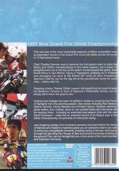 Bike Grand Prix 1985: World Championship DVD