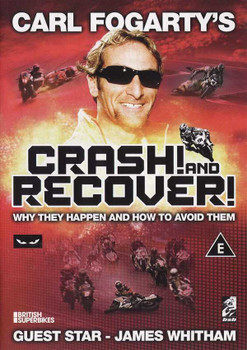 Crash! And Recover! DVD