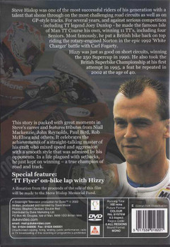 Hizzy: Champion of Road And Track DVD