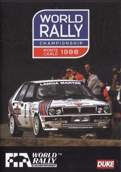 Monte Carlo 1988: World Rally Championship DVD
