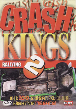 Crash Kings Rallying 2 DVD
