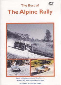 The Best of The Alpine Rally DVD