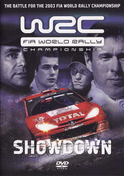 FIA World Rally Championship: Showdown DVD